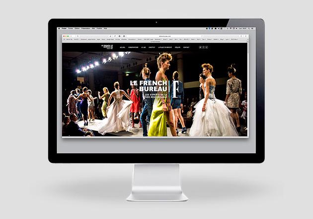 Le French Bureau – Site Internet