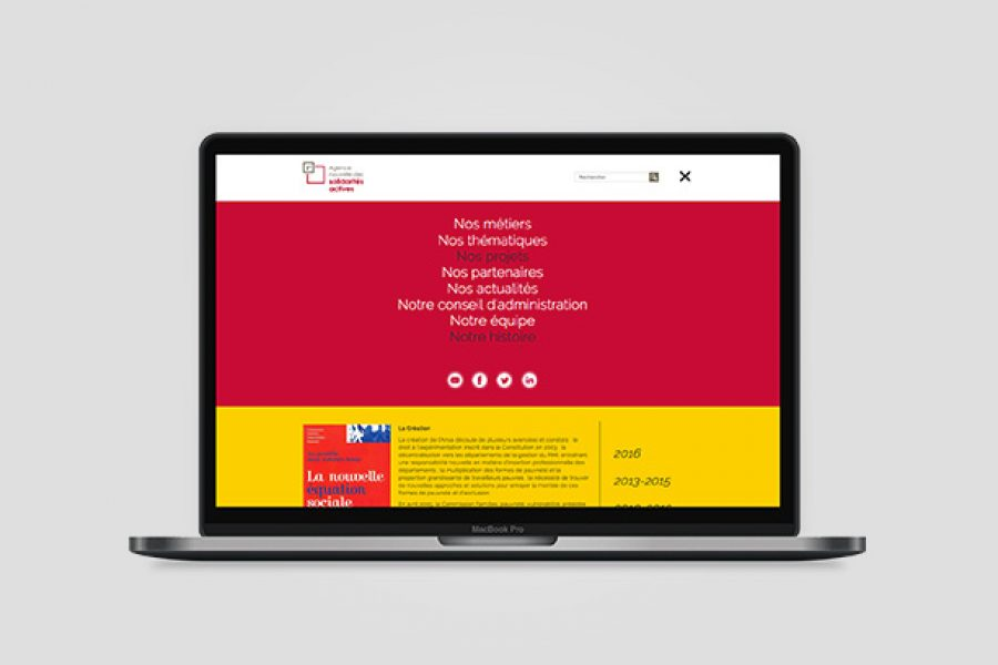 Site Internet ANSA
