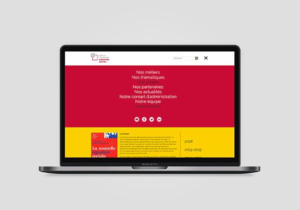 ANSA – Site Internet