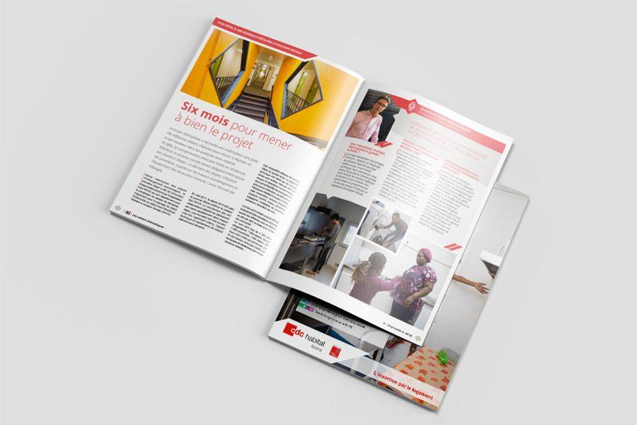 Journal La Clé – CDC HABITAT Adoma