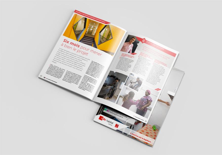 CDC HABITAT Adoma – Journal La Clé