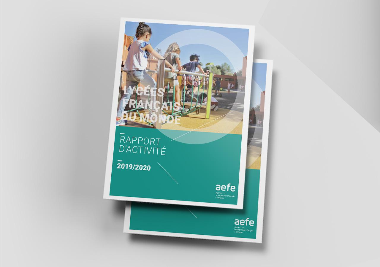 AEFE – Rapport d'activité 2019/2020