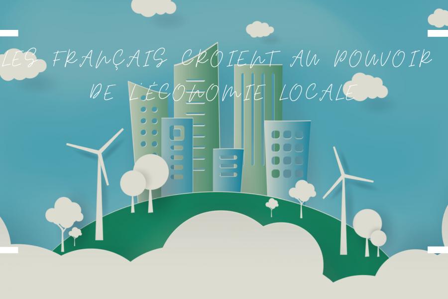 Les français veulent développer l'économie locale pour une économie durable