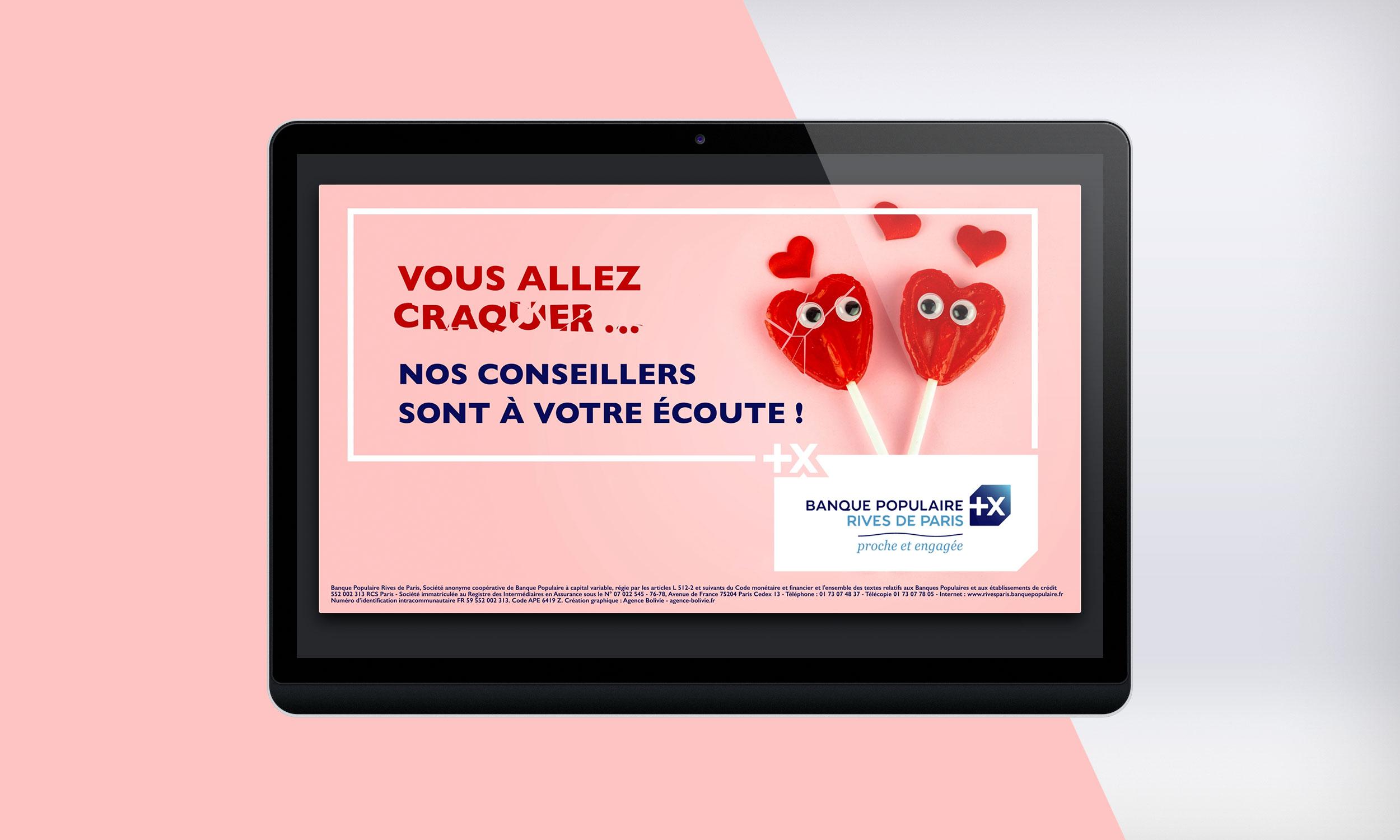 BPRI – Campagne «Saint-Valentin»