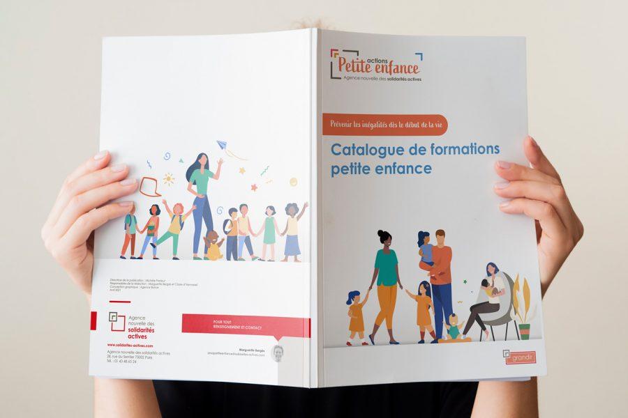 Catalogue de formations Petite Enfance